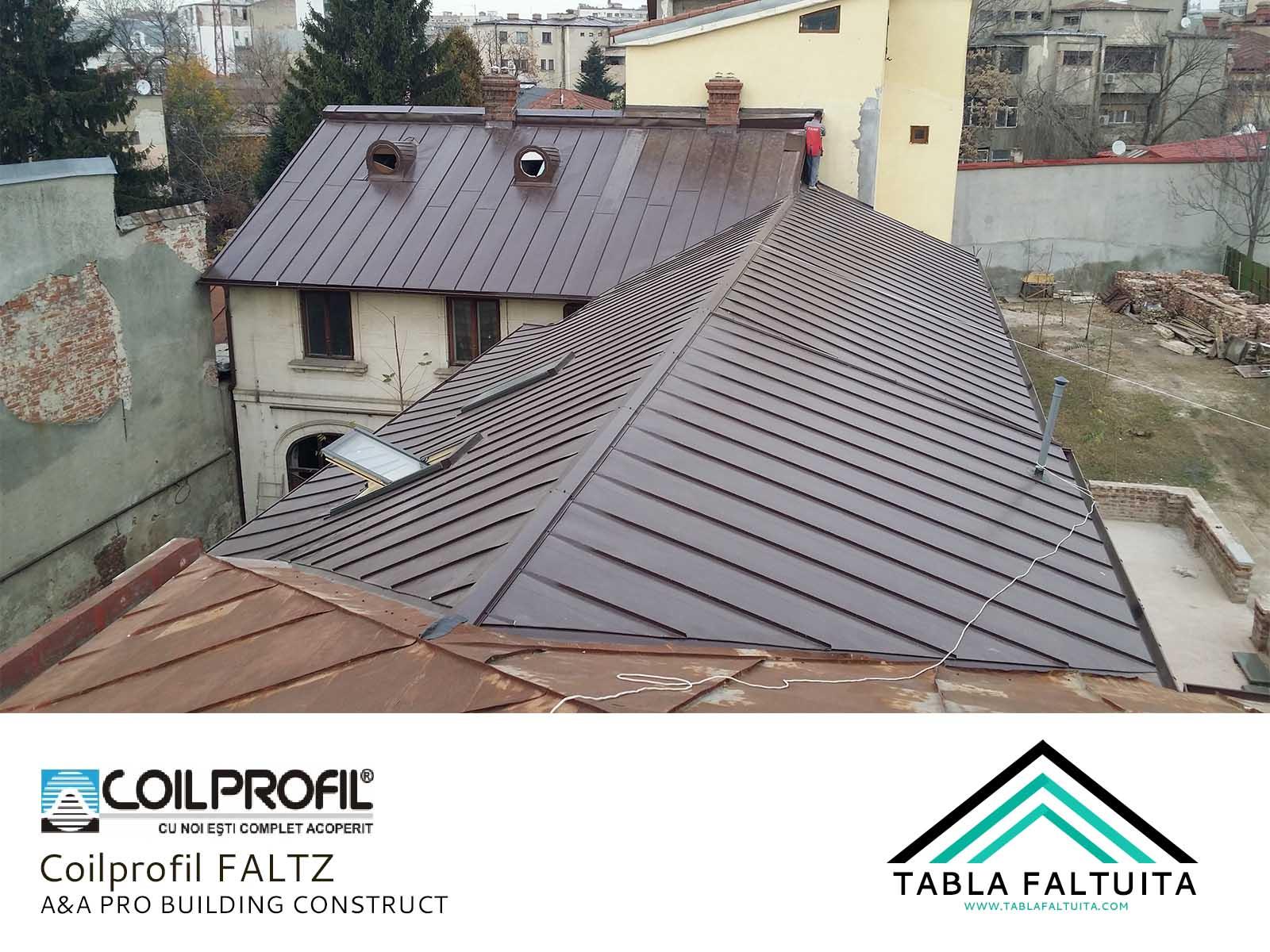 Coilprofil FALTZ 3